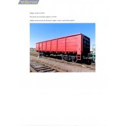 Wagon model 12-9763